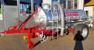 FTS Vakuum- und Pumpfässer
