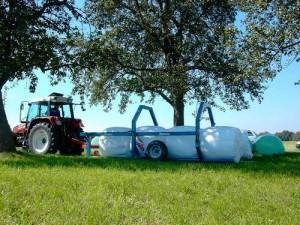 TRUMAG Ballenwagen